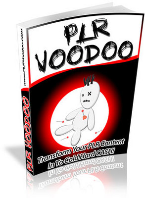 Product picture Plr Voodoo